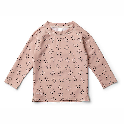 T-Shirt Noah - Cat Rose-Liewood