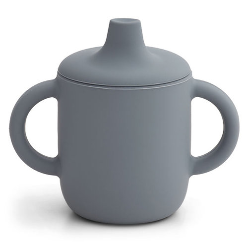 Tasse d'Apprentissage Neil Blue Wave - 150 ml-Liewood