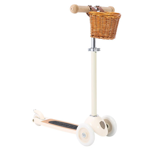 Trottinette Scooter - Créme-Banwood