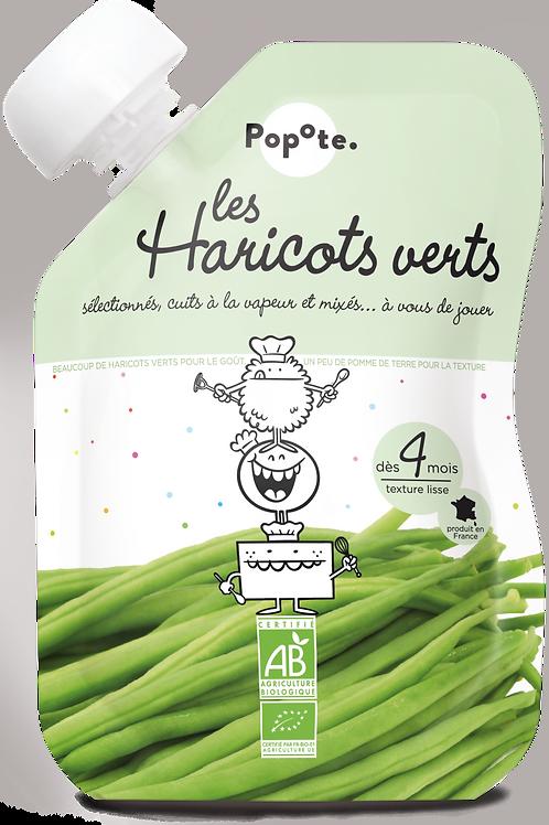 Les Haricots Verts dès 4 mois