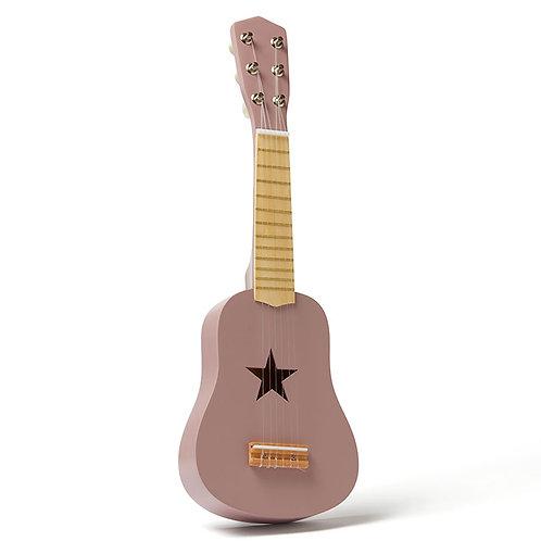Guitare en bois Lilas -Kids Concept