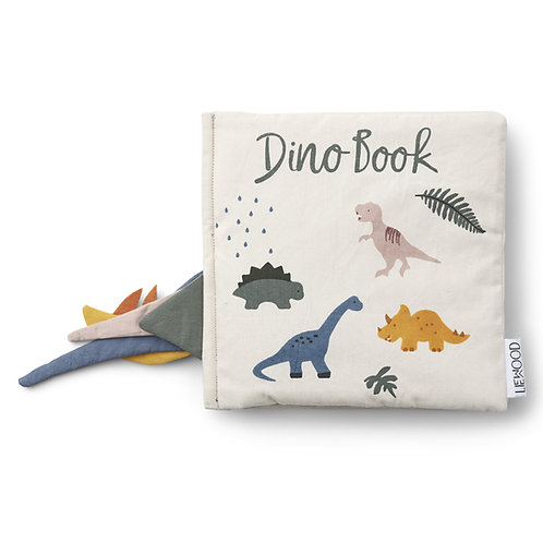 Livre d'Activités Dennis Dino Mix