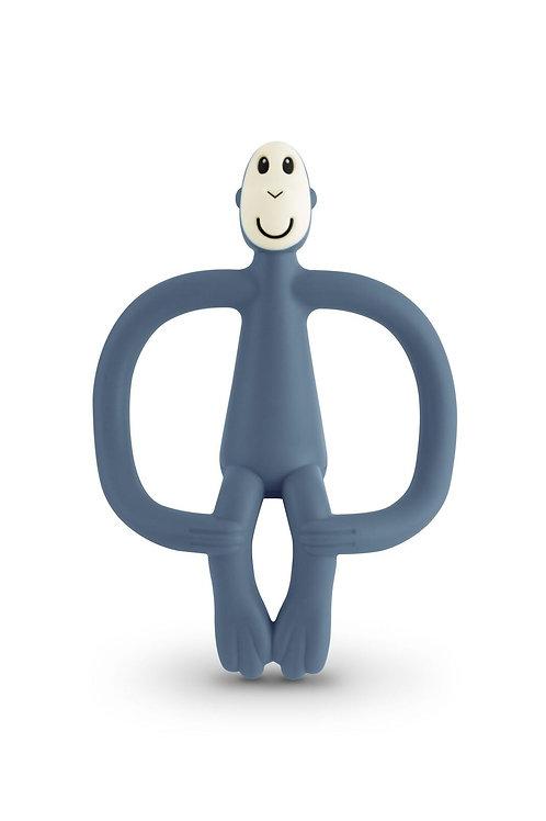Anneau de dentition Matchstick Monkey bleu navy