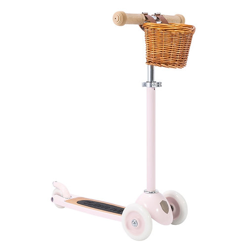 Trottinette Scooter - Rose Pale-Banwood