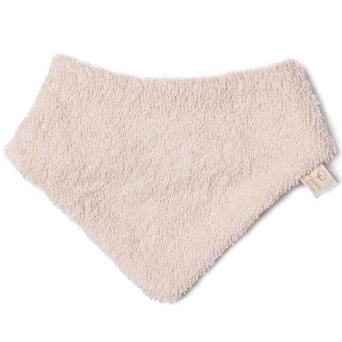 Bavoir bandana rose pâle So cute N