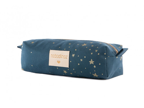 Trousse Too Cool gold stella/ night blue