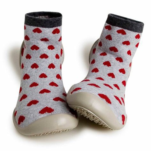 Chaussons Hearts-Collegien