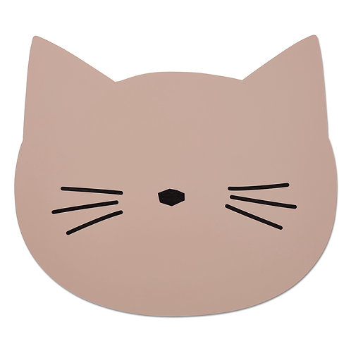 Set de Table Aura Chat - Rose