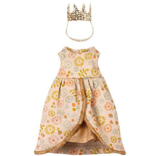 Maman Souris - La tenue de Reine MAILEG