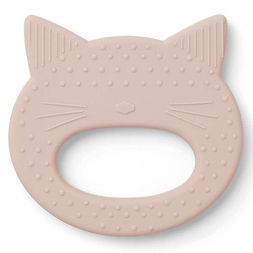 Anneau de Dentition Cat Rose -Liewood