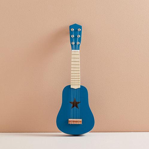 Guitare en bois Bleue -Kids Concept