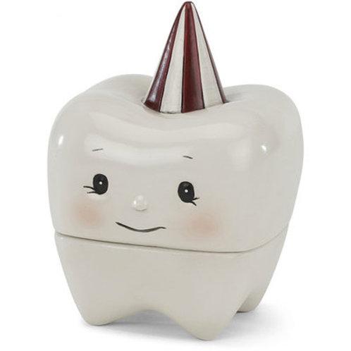 Boîte à dents en Porcelaine - Konges Sløjd
