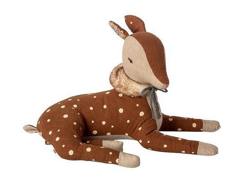 Peluche Cosy Bambi – Grand modèle-Maileg