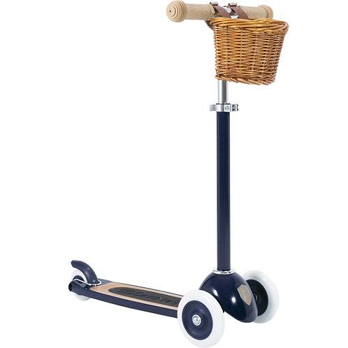 Trottinette Scooter - Bleu marine-Banwood
