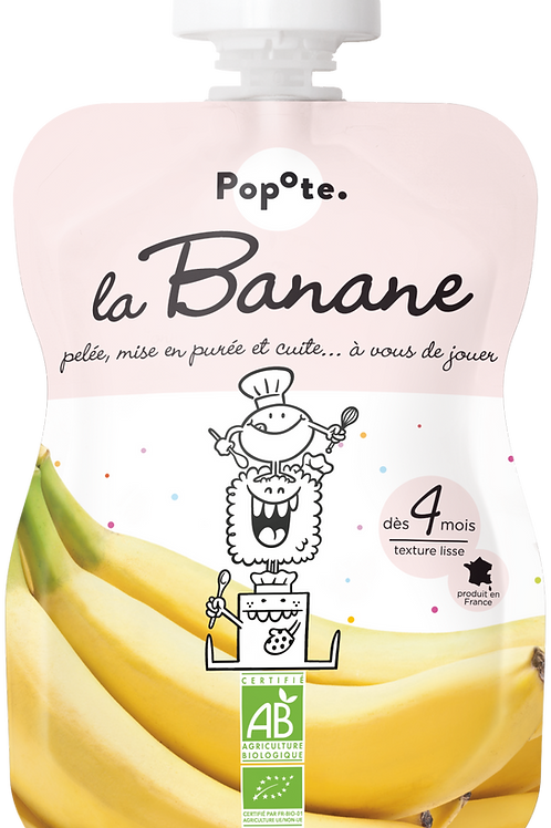 La Banane dès 4 mois