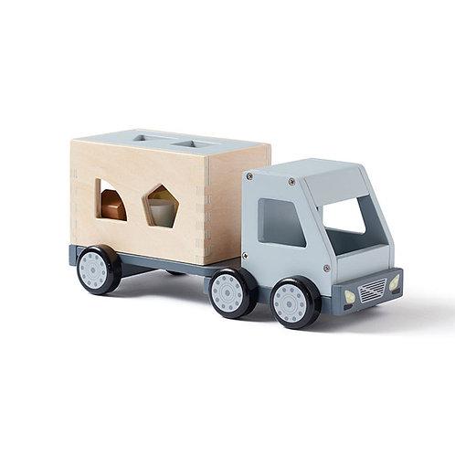 Camion avec Formes Aiden kid's concept