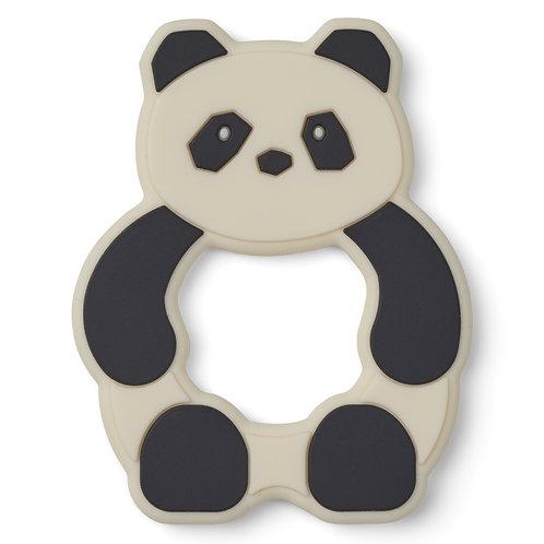 Anneau de Dentition Gerda - Panda Crème de la Crème-Liewood
