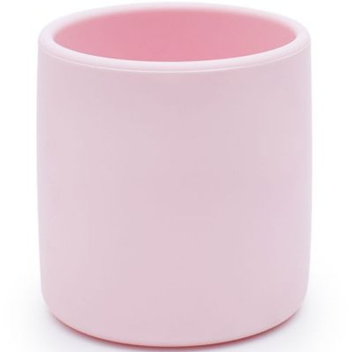 Gobelet en silicone rose We Might Be Tiny