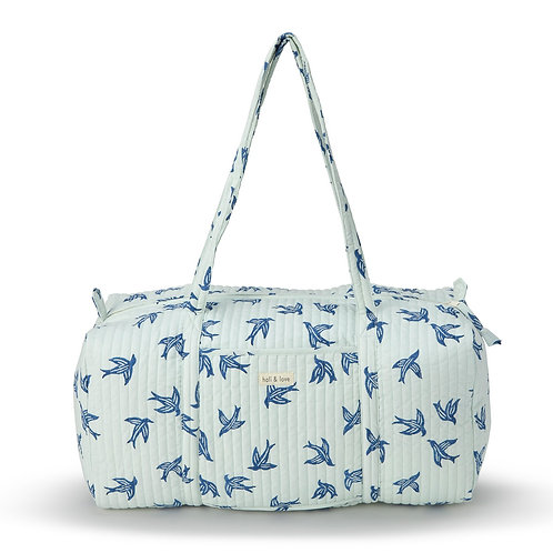 Grand sac voyage Blue Bird-Holi and Love
