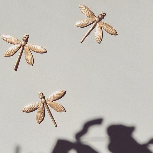 Trio de libellules - Gentil Coquelicot Paris