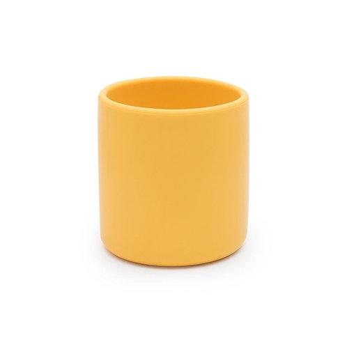Gobelet en silicone jaune We Might Be Tiny
