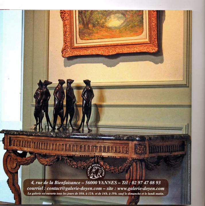Wismes- Galerie Doyen à Vannes.