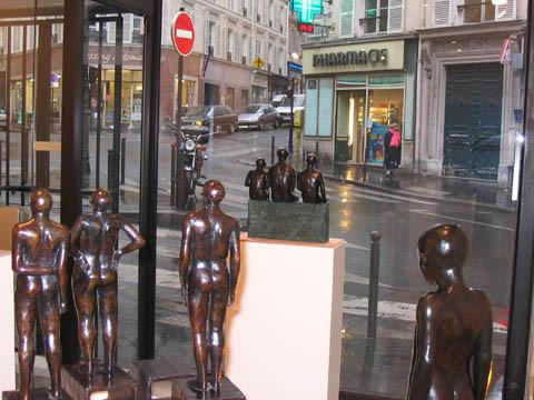 Wismes-1, rue La Bruyère Paris 75009
