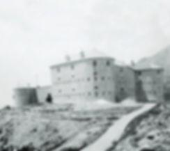 Форт Космач каким он был