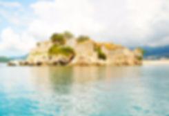 Крепость Свет Стефан на острове