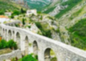 Акведук в Старом Баре