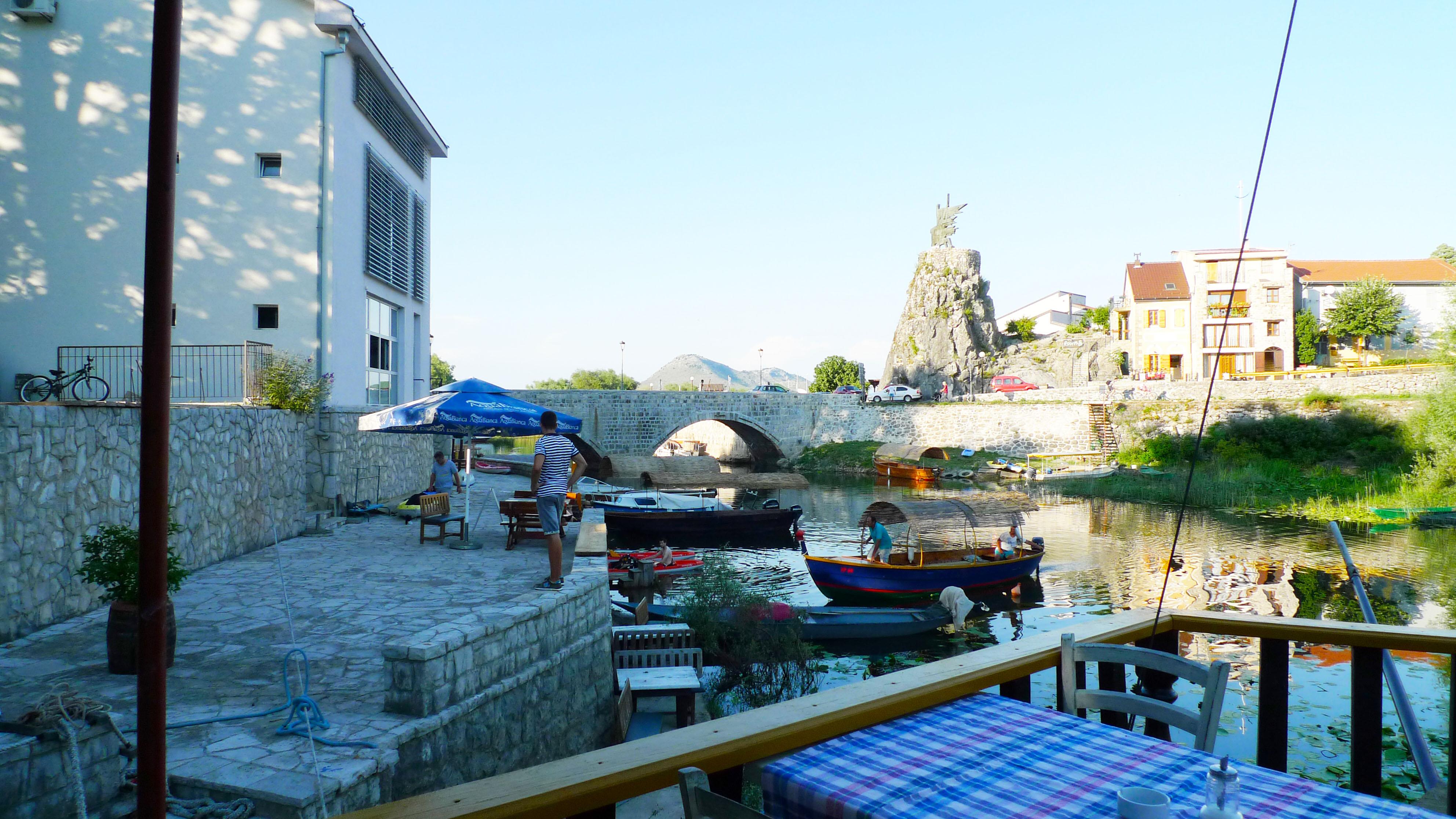 Мост в Вирпазаре, Вирпазар черногория, фото Скадарского озера, Вирпазар, Скадарское озеро Черногория,