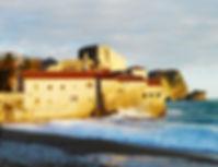 Пляж Ричардова глава, Будва