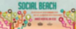 VCBC Social Beach am Montag