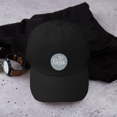 Path Grey Logo Dad hat