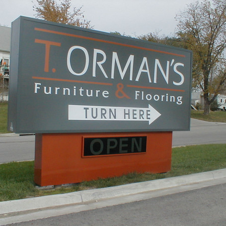 T. Orman's Furniture and Flooring