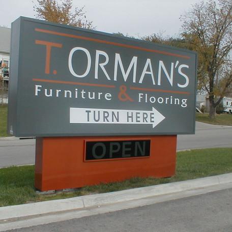 T. Ormans Furniture & Flooring