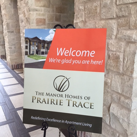 Manor Homes at Prairie Trace