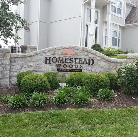 Homestead Woods