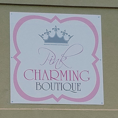 Pink Charming Boutique