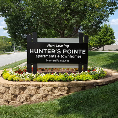 Hunter's Pointe Apartments and Townhomes