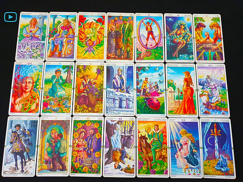 5 question 2 hour 30 minute gypsy tarot reading