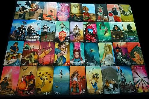 Tarot Lenormand 12 month Ahead Reading