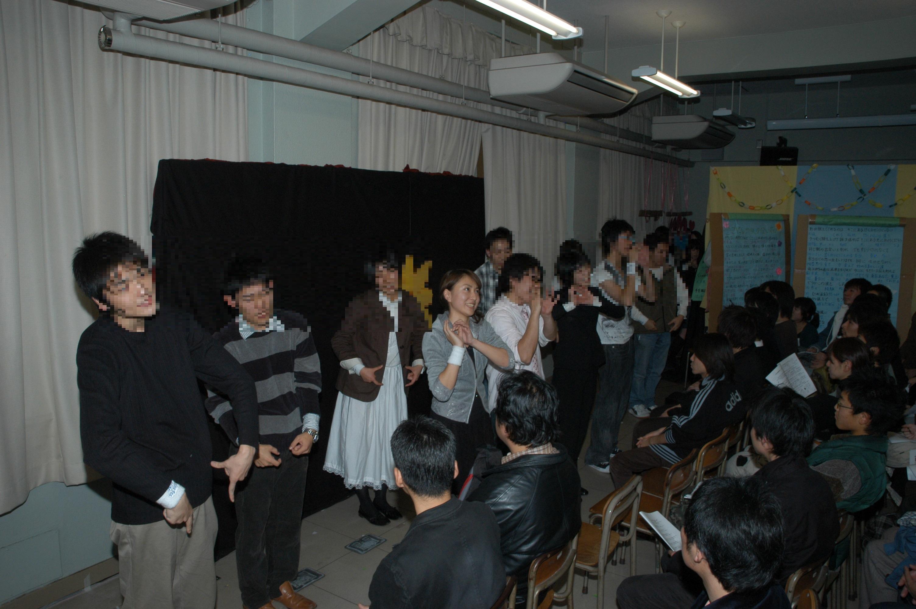 手話サークルMiMi最終公演/2005