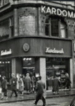 The Kardomah Cafe on Birmingham's New Street