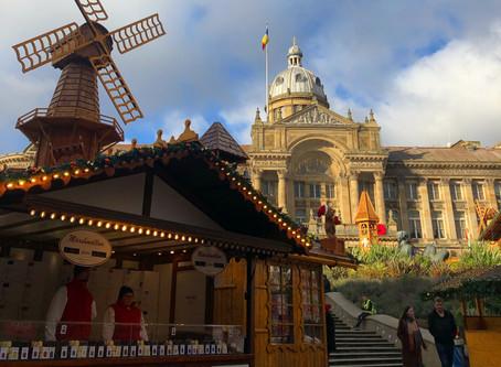 In defence of Birmingham's German Christmas Market