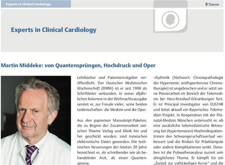 Martin Middeke: von Quantensprüngen, Hochdruck und Oper