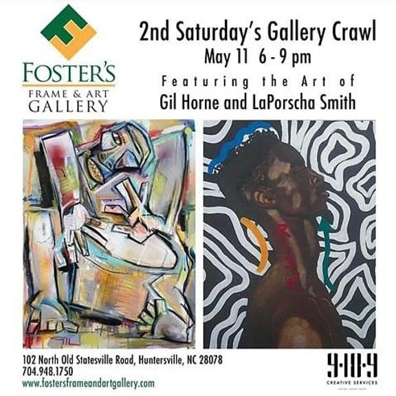 2nd Saturday's Gallery Crawl