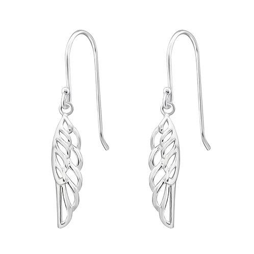 Wing Dangle Earring