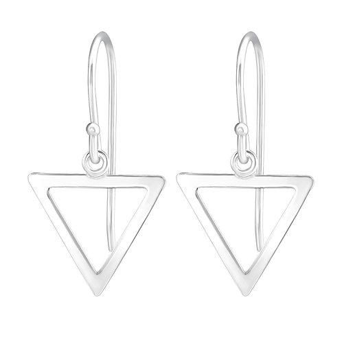 Hendra Sterling Silver Earrings