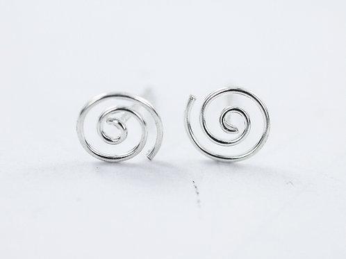 Swirl Studs